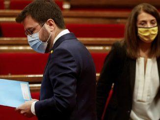 Aplazadas las elecciones catalanas al 30 de mayo