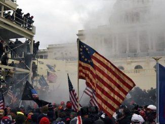 EEUU Capitolio asalto