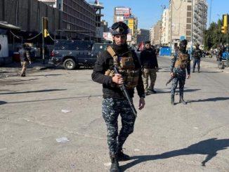 Varios muertos en un atentado en un mercado de Bagdad, Irak