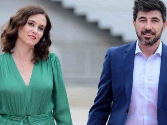 Isabel Díaz Ayuso y Jairo Alonso ya no son pareja