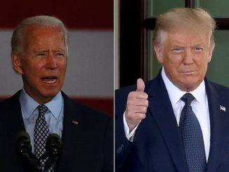 Donald Trump: sigue la tradición y le deja una carta a Joe Biden
