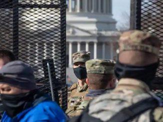 Cierran el Capitolio de Estado Unido ante «una amenaza externa a la seguridad»