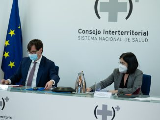 Carolina Darias promete ante el rey su cargo como nueva ministra de Sanidad