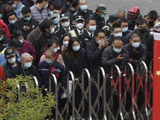 China confina a 22 millones de personas ante nuevos brotes