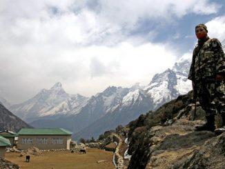 Enfrentamiento entre China e India en la frontera del Himalaya