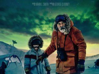 George Clooney: presenta 'Cielo de medianoche' en Netflix