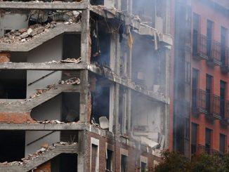 David Santos, el padre de familia que falleció en la explosión de Madrid