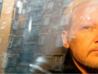 Julian Assange británica