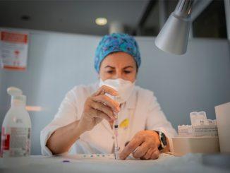 España Pfizer vacuna