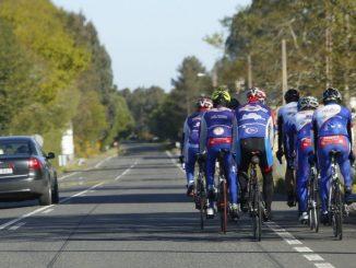 Estas son las nuevas normas para adelantar a ciclistas en carretera