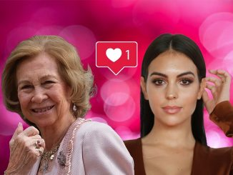 El regalo que la reina Sofía hizo a Georgina Rodríguez