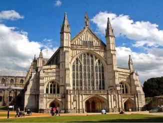 Iinglaterra catedrales centros