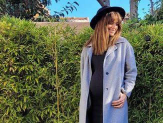 Isabel Jiménez ha sido madre de su segundo hijo