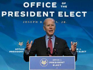 Joe y Jill Biden aterrizan en la Casa Blanca