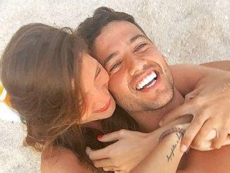 La historia de amor de Jorge Brazález y Miri Pérez
