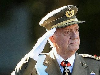 El 83 cumpleaños de Juan Carlos I en los Emiratos Árabes
