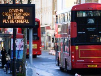 Londres declara crisis por alta propagación del coronavirus
