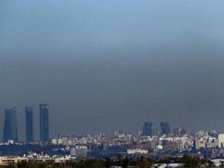 Madrid, ciudad europea con más muertes por contaminación