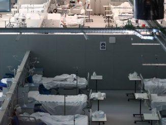 Madrid prohíbe trabajar a los sanitarios si rechazan ir al Zendal