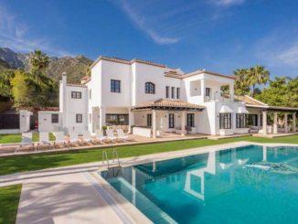La mansión de lujo que venden Bertín Osborne y Fabiola Martínez