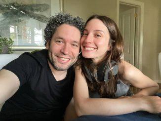 La sólida relación de María Valverde y Gustavo Dudamel