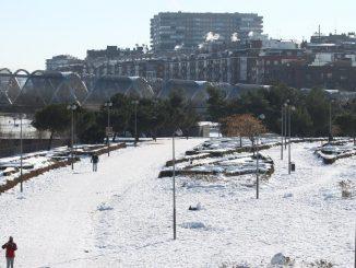 España frio alerta