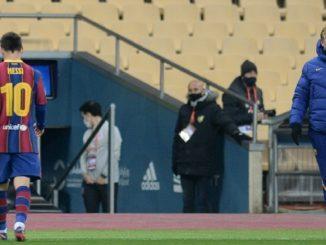 Messi: dos partidos de sanción por su expulsión