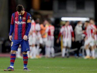 Supercopa: Barça presentará alegaciones por la expulsión de Messi