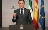 La Junta de Andalucía anuncia límite de la movilidad y pide confinamiento