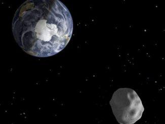 La NASA pone día y hora al choque de la Tierra con asteroide