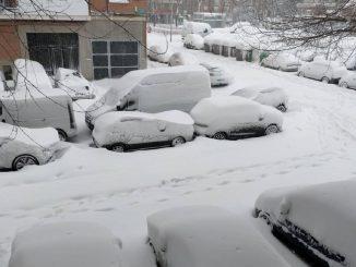 Tras Filomena llega a España una intensa ola de frío: hasta -20 grados