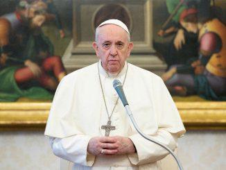 """Papa Francisco habla sobre el holocausto: """"Estas cosas pueden volver a suceder"""""""