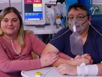 Una pareja de Reino Unido contagiada de covid se casó en la UCI