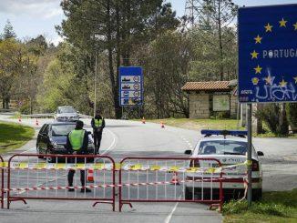 Portugal cierra dos semanas su frontera con España