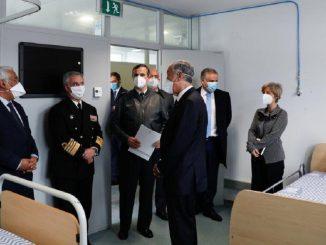 Portugal no tiene espacio en la morgue para los fallecidos por covid