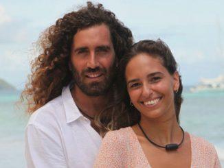La isla de las tentaciones 3: la nueva pareja Raúl y Claudia