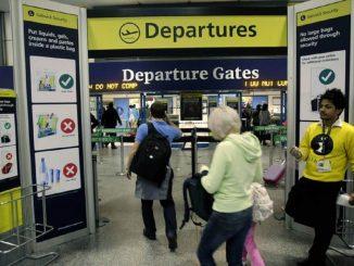 Reino Unido veta los vuelos desde Sudamérica por la cepa brasileña