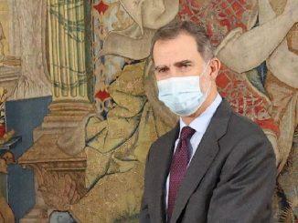 Casa real: Felipe VI decide congelar los sueldos