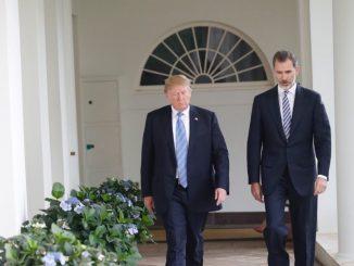 Moncloa quiere restituir la visita de los Reyes a EEUU con Biden