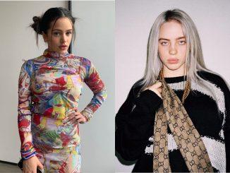 Rosalía y Billie Eilish anuncian «Lo vas a olvidar» para Euphoria