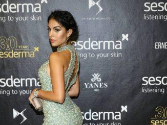 Georgina Rodríguez anuncia el lanzamiento de su marca de ropa