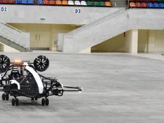 Los taxis voladores, una realidad en 2025