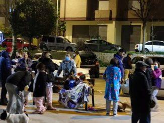 Decenas de terremotos provocan el pánico en Granada
