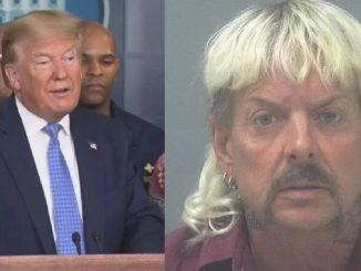 La estrella 'Tiger King' no consigue el perdón de Donald Trump