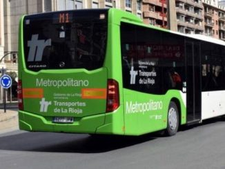 La Rioja prohíbe hablar en el transporte público para frenar contagios