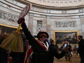 Trump asalto Capitolio