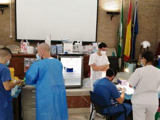 Irregularidades en las vacunaciones de funcionarios de Andalucía
