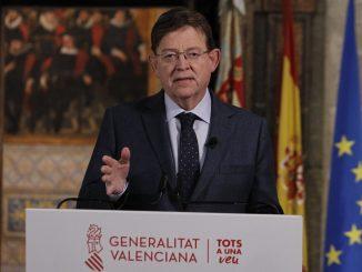 La Generalitat anuncia nuevas restricciones en la Comunidad Valenciana