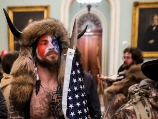 ¿Quién es 'Yellowstone Wolf'?, el asaltante del Capitolio