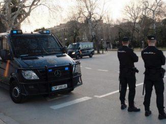 Los tres yihadistas detenidos en Barcelona llegaron a Almería en patera